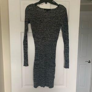 Dynamite Bodycon Sweater Dress